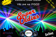 SUPER OLDIES DISKOTÉKA 7. 12. 2019