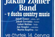 JAKUB ZOMER BAND - v duchu country music